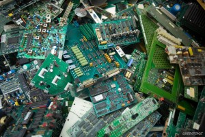 What a Curbside Ban on E-Waste Means for Your Business