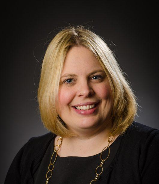 Headshot portrait of Allison Levin