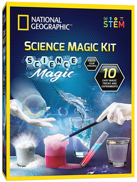 Holiday Gift Ideas | science magic kit | Cost Control Associates
